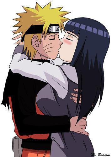 Naruto et Hinata (par Gaara)