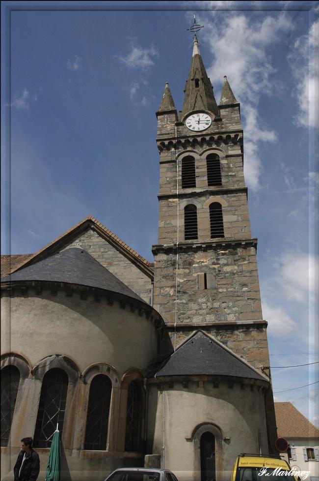 Eglise Saint Pierre de Corps