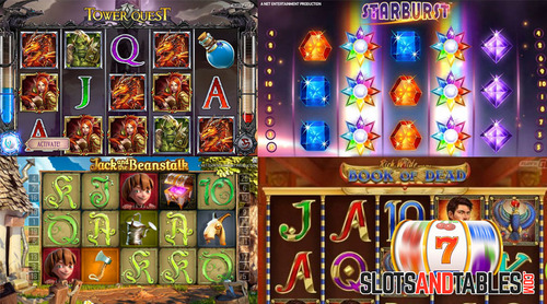 Reasons Why Online Slot Games Are More Popular Than the Table Games