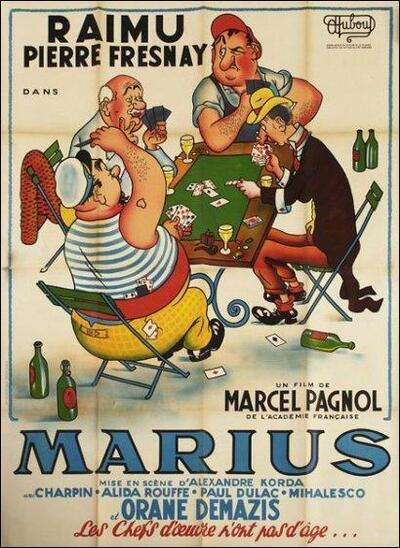 MARSEILLE - Mamiekéké : les expressions et images humoristiques provençales .