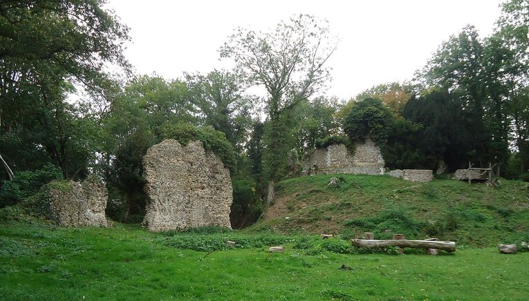 LES REMPARTS D'AVRILLY (Eure)