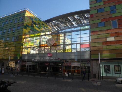 """la Gare """"el centre del mon"""""""