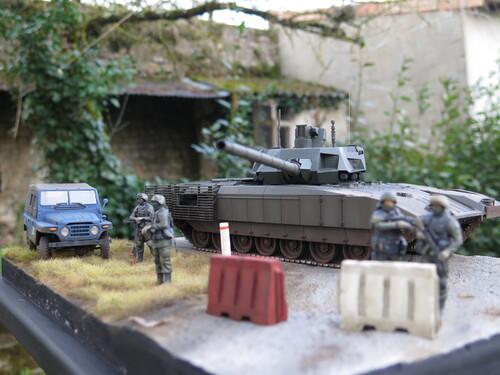 Armata T14 terminé !