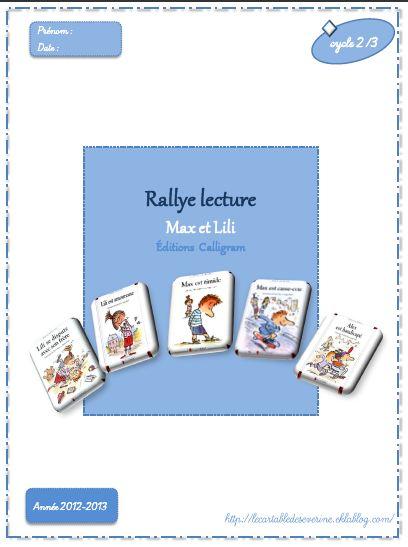 Rallye lecture Max et Lili (suite d'Alysse)