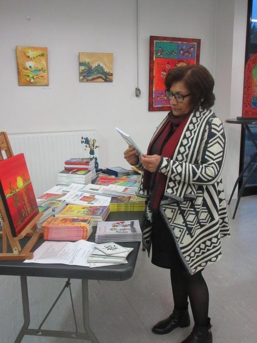 Fin  d'exposition à Lognes