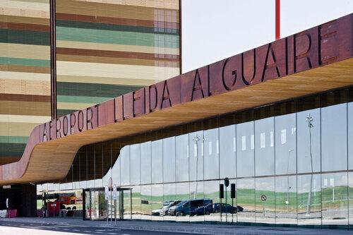 Aéroport de Lleida.