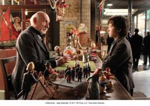 Hugo Cabret ( 2011 ) - Martin Scorsese