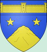 Monflanquin Lot-et-Garonne blason
