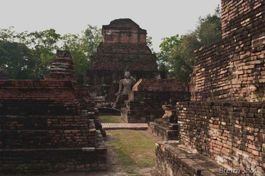Wat Mahathat - Sukhothaï