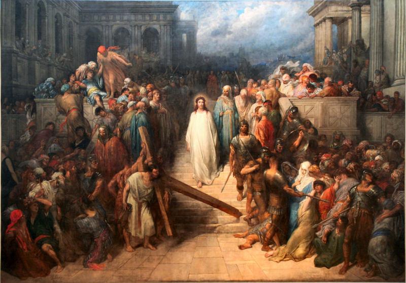 Le Christ sortant du Prétoire