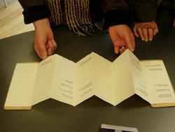 Exposition Livres d'artistes-Livres d'auteurs