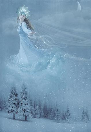 Secret d'hiver...