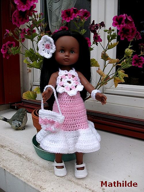 Mathilde, ma princesse des îles !