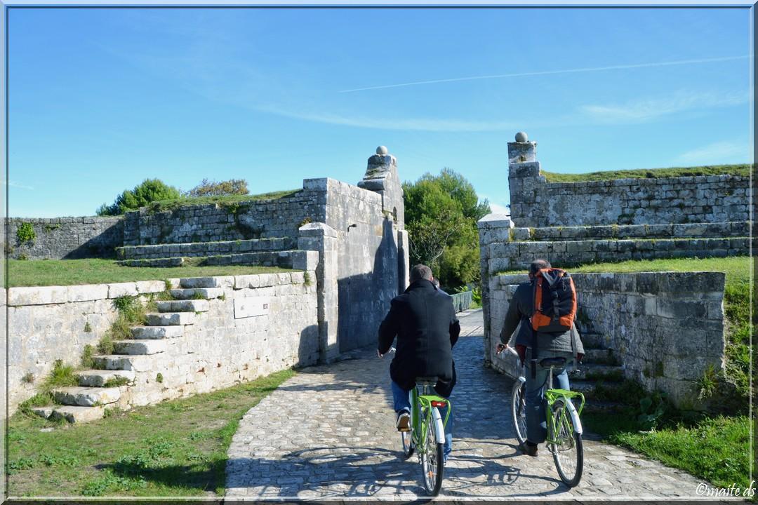 Le Fort de La Rade Île-d'Aix Charente-Maritime