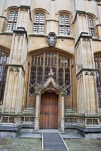 Oxford - Divinity School - Infirmerie de Poudlard
