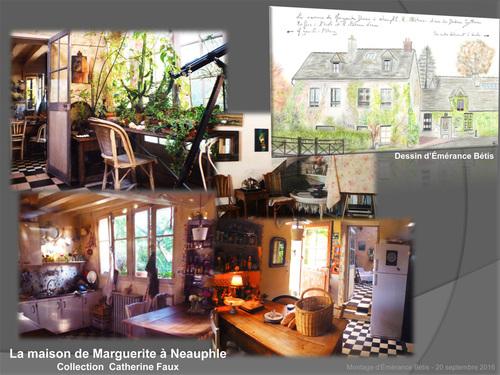 Marguerite de Neauphle les 16 et 17 septembre 2016