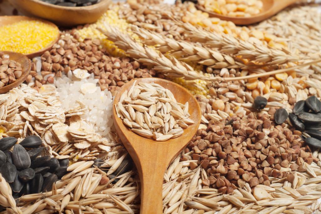 Cuisine : Céréales