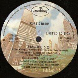 Kurtis Blow - Starlife