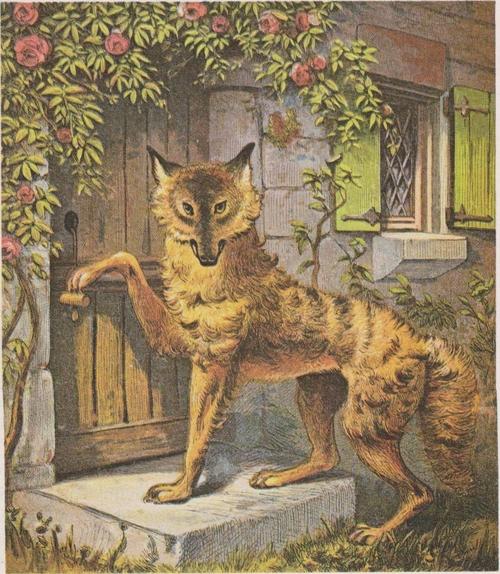 Le loup (Marcel Aymé)