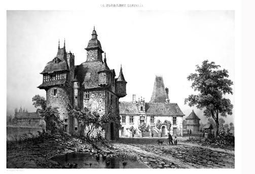 LES REMPARTS DE LA HAUTE-CHAPELLE (Orne)