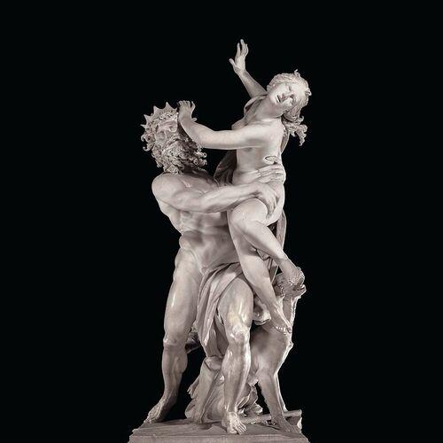 Les dieux des Enfers romains...