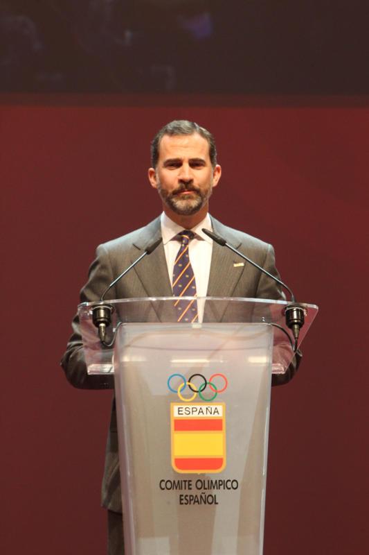 Centenaire du comité olympique espagnol