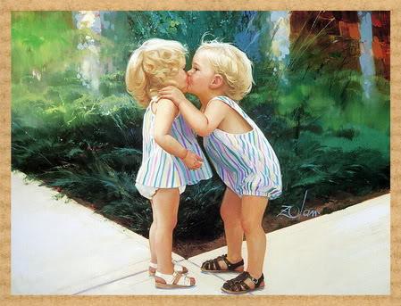 ♥ De belles images d enfants ♥