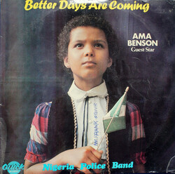 Nigeria Police Band - Better Days Are Coming - Complete LP