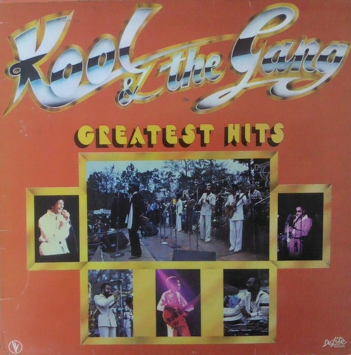 "Kool & The Gang : Album "" Greatest Hits "" De-Lite Records 508621 [ FR ] en 1979"