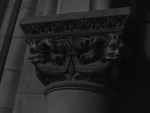 Eléments d'une église