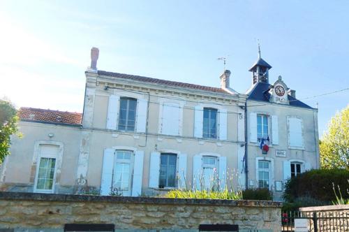 Charente-Maritime - Saint-Séverin-sur-Boutonne