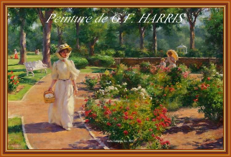 Peinture de  Grégory-Franck HARRIS