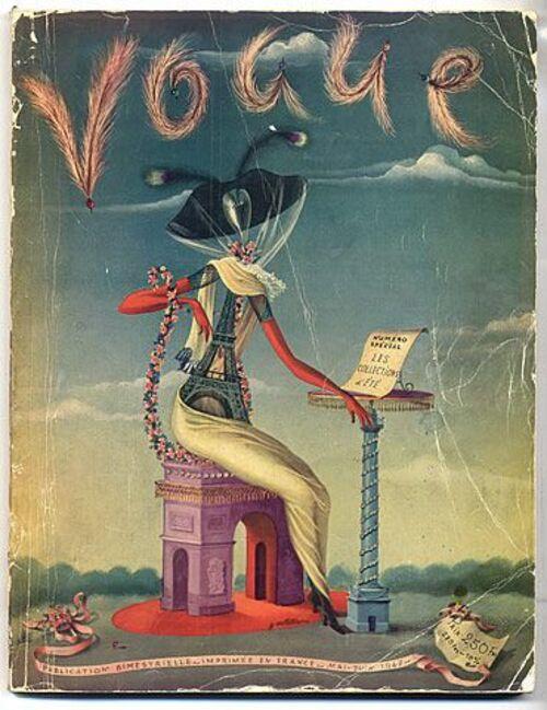 Couvertures Vintage