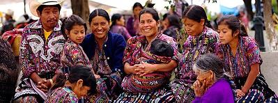 Mieux connaître le Guatemala ...