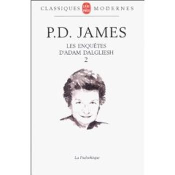 Les enquêtes d'Adam Dalgliesh 2 P.D. James