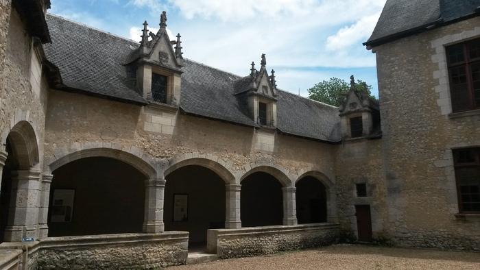 Château de Fougères sur Bièvre (41)