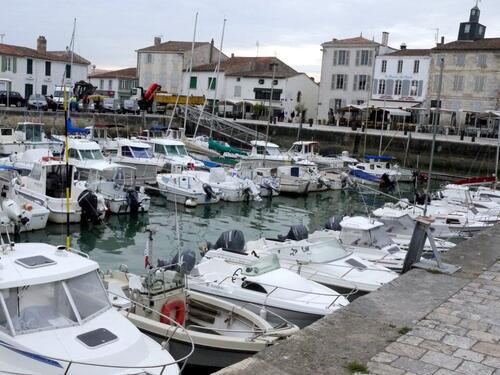 Le petit port de la Flotte