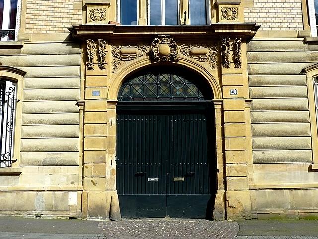 Les portes de Metz 105 Marc de Metz 2012