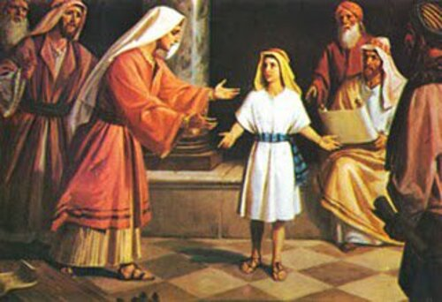Évangile en images 9