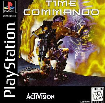 Time Commando 7.5/10