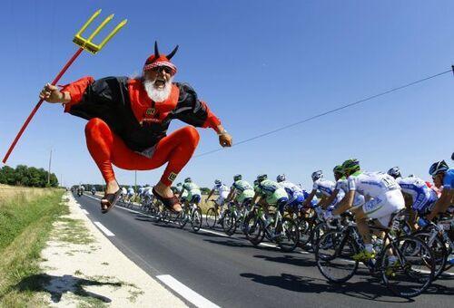 vendredi senryû, haïku, Tour/tour de France...