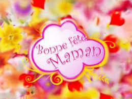 bonne fête des mères!!