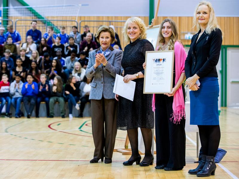 Skoleprisen til Apalløkka skole