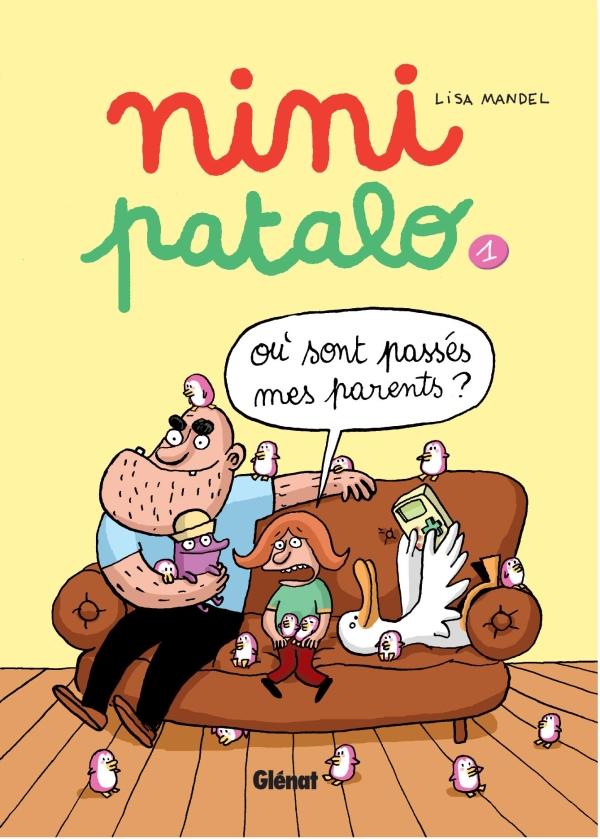 """Résultat de recherche d'images pour """"nini patalo tome 1"""""""