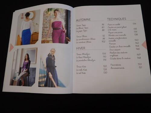 Livre Ma garde-robe chic et intemporelle Pauline Alice