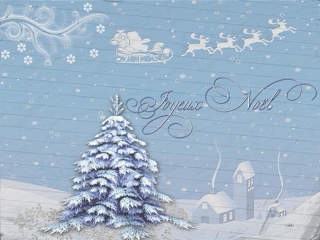 Fond Ecran Joyeux Noel Mcreations