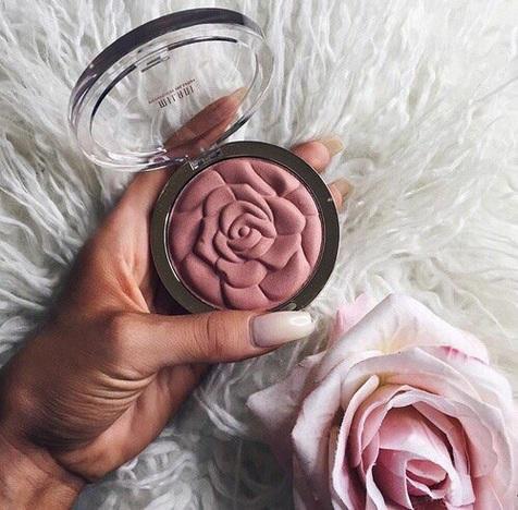 Les couleurs du blush
