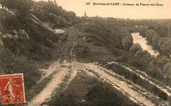 Fleury-sur-Orne, voisine d'IFS