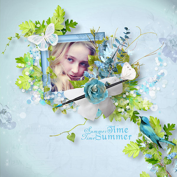 Summercolors by Saskia Designs