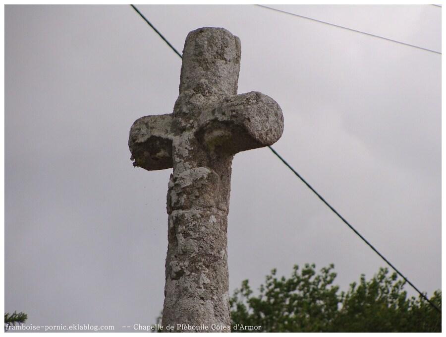 La Chapelle de Pléboulle dans les Côtes d'Armor